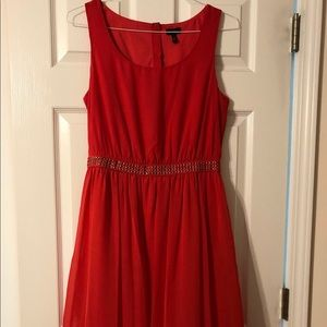 Jessica Simpson Maxi Dress with Open Back